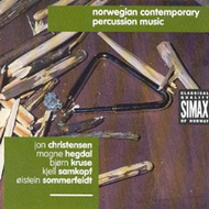 Norwegian Contemporary Percussion Music (CD)