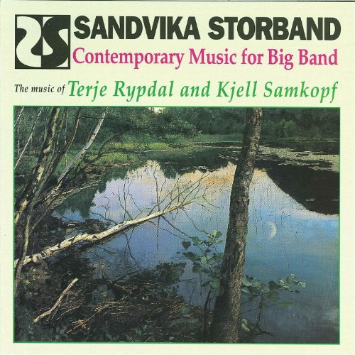 Contemporary Music For Big Band (CD)