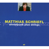 Shreefpunk Plus Strings (CD)