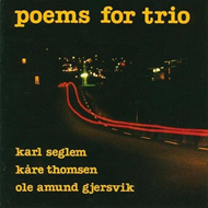 Poems For Trio (CD)