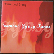 Famous Gipsy Tunes (CD)