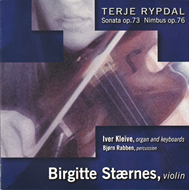 Produktbilde for Rypdal: Sonate Op.73, Nimbus Op.76 (CD)