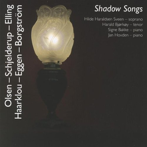 Shadow Songs (CD)
