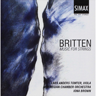 Britten: Music For Strings (CD)