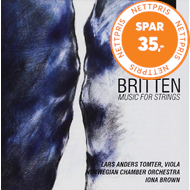 Produktbilde for Britten: Music For Strings (CD)