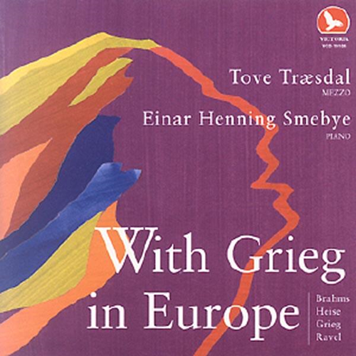With Grieg In Europe (CD)