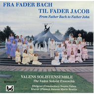 Fra Fader Bach Til Fader Jacob (CD)