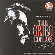 Grieg Edition Sampler (CD)