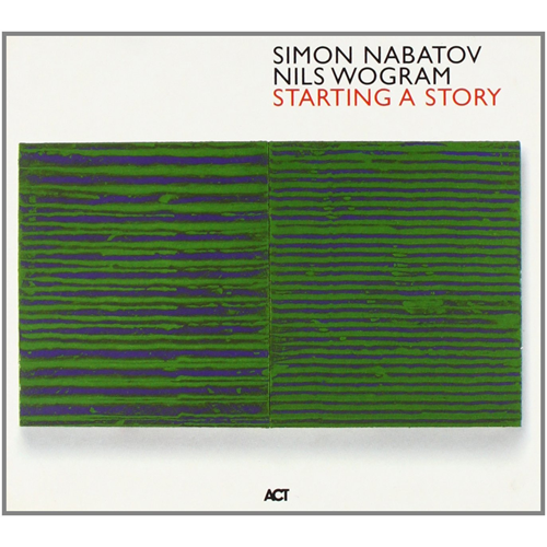 Starting A Story (CD)