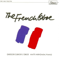 The French Oboe (CD)