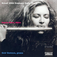Great 20th Century Flute Music (CD)