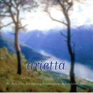 Arietta & Variations (CD)