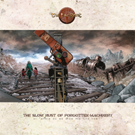 The Slow Rust Of Forgotten Machinery (CD)
