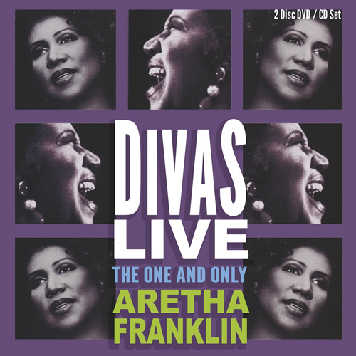 Divas Live - The One And Only Aretha Franklin (CD + DVD)