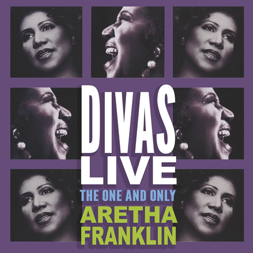 Divas Live - The One And Only Aretha Franklin (CD)