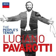 Luciano Pavarotti - The People's Tenor (2CD)