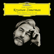 Krystian Zimerman - Schubert: Piano Sonatas D959 & D960 (CD)