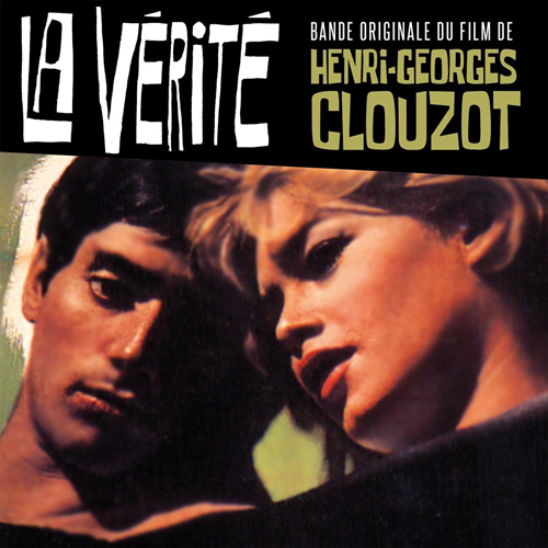 La Vérité (Original Motion Picture Soundtrack) (CD)