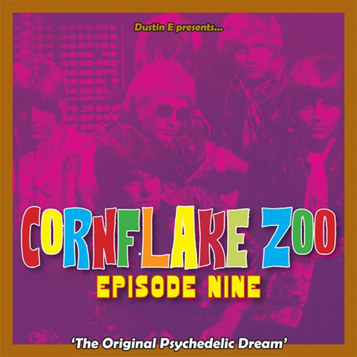 Cornflake Zoo Vol. 9 - The Orginal Psychedelic Dream (CD)