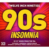 Twelve Inch Nineties: 90s Insomnia (3CD)