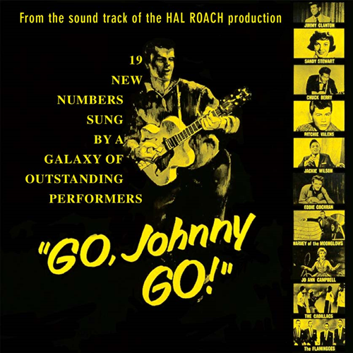 Go, Johnny Go! (CD)