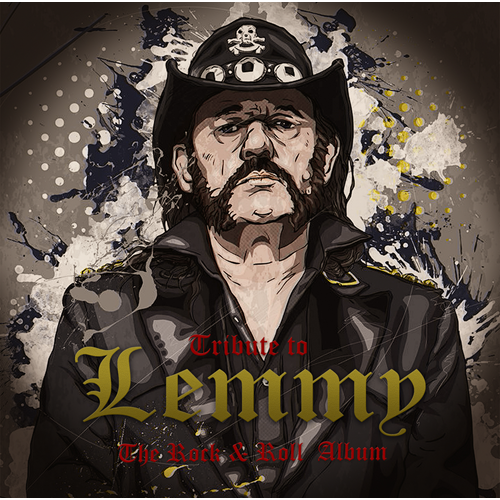 Tribute To Lemmy (CD)