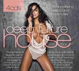 Deep & Future House Box (4CD)