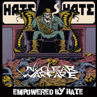 Empowered By Hate (CD)