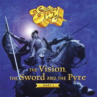 Vision, The Sword And The Pyre (Part 1) (CD)
