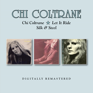 Chi/Let It Ride/Silk & Steel (Remastered) (2CD)