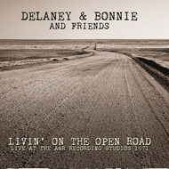 Produktbilde for Livin' On The Open Road - Live At The A&R Recording Studios 1971 (CD)