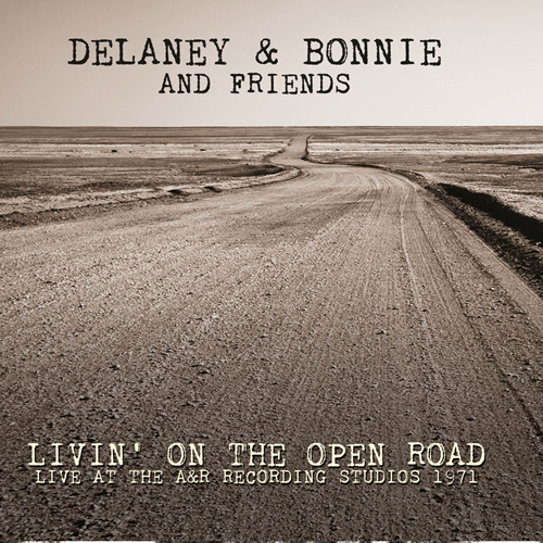 Livin' On The Open Road - Live At The A&R Recording Studios 1971 (CD)