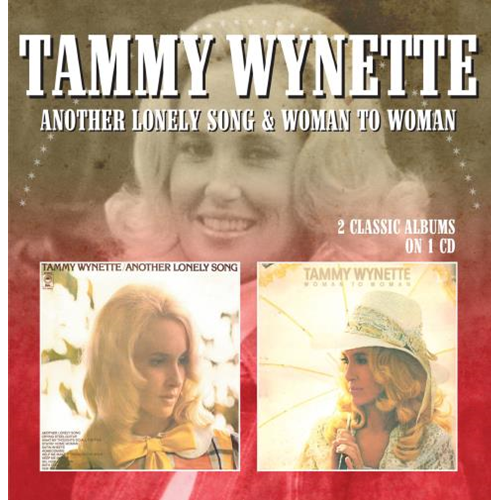 Another Lonely Song / Woman To Woman (CD)