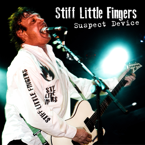 Suspect Device (CD + DVD)