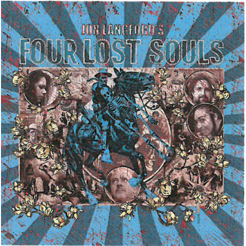 Four Lost Souls (CD)