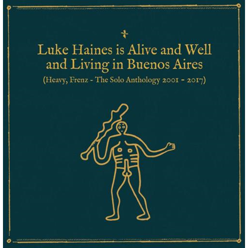 Luke Haines Is Alive And Well And Living In Buenos Aires: Heavy, Frenz - The Solo Anthology 2001-201 (4CD)