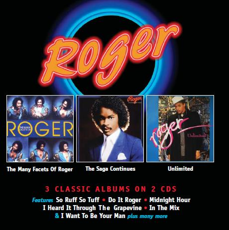The Many Facets Of Roger/The Saga Continues/Unlimited (2CD)