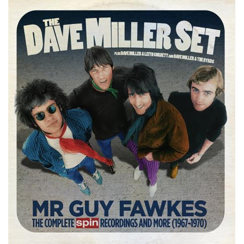 Mr. Guy Fawkes: The Complete Spin Recordings And More (1967-1970) (CD)
