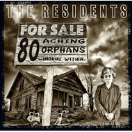 80 Aching Orphans - 45 Years Of The Residents (4CD + Bok)