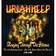 Raging Through The Silence (2CD + DVD)