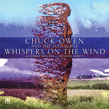 Whispers On The Wind (CD)
