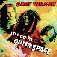 Let's Go To Outer Space (CD)