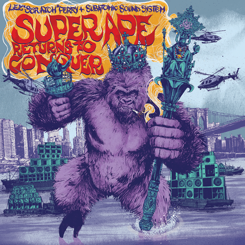 Super Ape Returns To Conquer (CD)