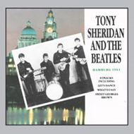 Tony Sheridan And Beatles Hamburg 1961 (CD)