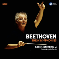 Produktbilde for Beethoven: The 9 Symphonies (6CD)