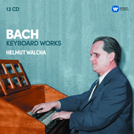 Bach: Keyboard Works (13CD)