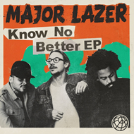Know No Better EP (CD)
