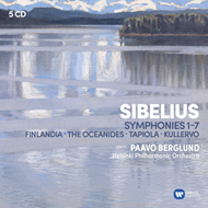 Sibelius: The Symphonies 1-7 (5CD)