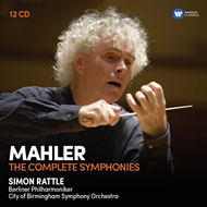 Produktbilde for Mahler: The Complete Symphonies (12CD)