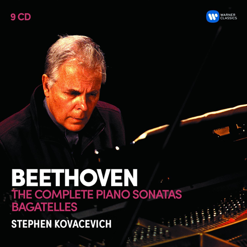 Beethoven: The Complete Piano Sonatas, Bagatelles (9CD)
